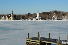 churches mahone bay