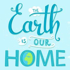 On the Creative Market Blog - Earth Day Poster Contest: Roundup and Winners
