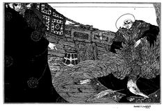 Harry Clarke - The Rime of the Ancient Mariner [1913]