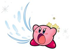 Kirby doesn't get the attention he deserves>: Best Friends Movie, Kirby Games, Kirby Character, Pokemon Tattoo, Video Game Art, Video Games, Nintendo Characters, Toss Game, Smurfs