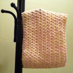 Crochet: Spring neck warmer