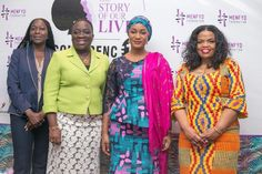 Samira Bawumia at the MENFYD conference