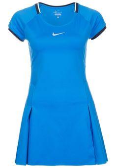 #Nike #Performance #Sportkleid #light #photo #blue/midnight #navy/white für #Damen -