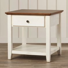 Found it at Wayfair - Willow End Table