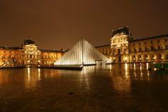 Louvre Museum - France