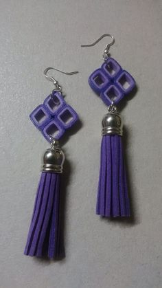 Paper Quilling Jewelry, Paper Quilling Designs, Quilling Earrings, Paper Earrings, Quilling Patterns, Paper Jewelry, Quilling Art, Paper Beads, Silk Thread Necklace