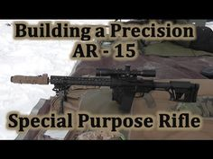 (Posted from precisiontype.com)  The first of many videos documenting the comprehensive build and load development for an 18″ AR-15 Specific Purpose Rifle. This video covers all the components going…  Read more on http://www.precisiontype.com/developing-a-precision-ar-15-spr-episode-1-components-tools-required/