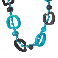 Fair Trade wooden necklace - Oxfam