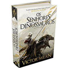 Livro - Os Senhores dos Dinossauros
