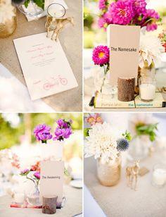 [ Book Themed Wedding Wedding Cloud ] - Best Free Home Design Idea & Inspiration Wedding Trends, Wedding Designs, Wedding Ideas, Book Centerpieces, Gold Mason Jars, Storybook Wedding, Gold Spray Paint, Green Wedding Shoes, Real Weddings