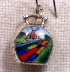 Holland bell charm
