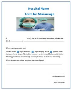 22 Best Miscarraige Hospital Discharge Papers Images In 2019