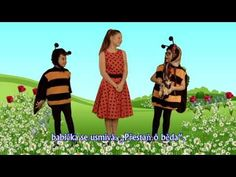 Písničky pro děti - Babička - YouTube