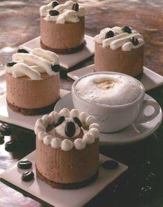 Cappuccino-Törtchen Rezept | Dr.Oetker