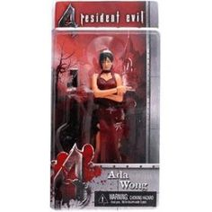 Resident Evil Action Figure Ada Wong