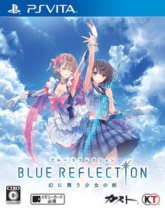 Image result for Blue Reflection Sword of the Girl Who Dances in Illusions ps4
