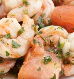 Shrimp and Tilapia Ceviche Recipe | Food | Pinterest