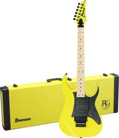 Ibanez RG 20th Anniversary. #guitars #ibanez http://www.pinterest.com/TheHitman14/music-instruments/