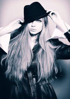 Anna Kottova | Darren Stone #photography #hair