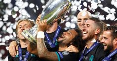 Sports Briefing: Real Madrid Tops Manchester United in Super Cup