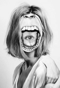 Photo Collage - A Helpful Article About Photography That Provides Many Ideas Art Du Collage, Collage Portrait, Photomontage, Arte Horror, A Level Art, Psychedelic Art, Surreal Art, Photo Manipulation, Art Inspo