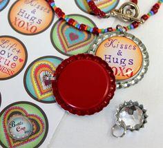 Bottle Cap Inc | Bottle Cap Craft Ideas | Pinspiration