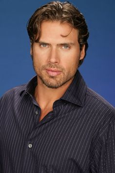 Before Joshua Morrow was a soap opera actor playing Nicholas Newman on The Young and the Restless. Bold And The Beautiful, Gorgeous Men, Beautiful People, Soap Opera Stars, Soap Stars, Joshua Morrow, Young And The Restless, Raining Men, Celebs
