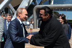 Подписан Указ о приёме в гражданство России Стивена Сигала