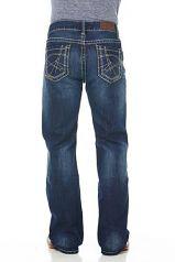 Ranch Dark Stonewash Jean by Cowboy Up