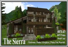 Second Life The Sierra