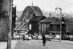 It was a decade which produced great memories for Newcastle United fans, while work was plentiful and unemployment was low Old Pictures, Old Photos, Newcastle Quayside, Newcastle Gateshead, North Shields, Teddy Boys, North East England, Westminster Abbey, Local History