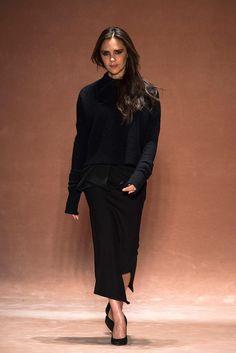 Victoria Beckham - FW15 #NYFW