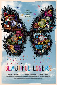 Beautiful Losers, Aaron Rose, Joshua Leonard, 2008