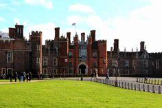 Hampton Court, London, England