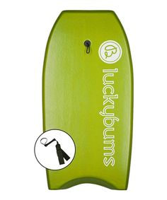 Green Boogie Board