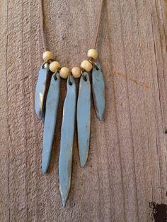 Polymer Clay Jewelry, Tassel Necklace, Jewelry Making, Australia, Jewellery, How To Make, Handmade, Jewels, Hand Made