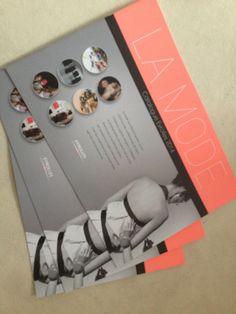 Exemple : mise à jour 2014 du catalogue mode.