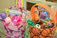 Easy & Inexpensive Easter Baskets….And Crafts – All $1.00 Each - 719woman.com
