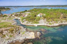 GRIMSTAD - HOMBORØY - FLOTT FRITIDSEIENDOM MED HAVUTSIKT - norway Cabins And Cottages, Kristiansand, Norway, Places To Visit, Real Estate, Water, Outdoor, Vest, Gripe Water
