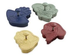 Snow White cookie cutters from Williams-Sonoma