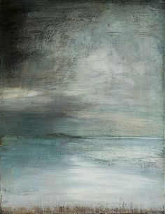 Solid Silver Sea – SHAWN DULANEY Water Art, Water Features, Sea, Landscape, Abstract, Artwork, Silver, Painting, Landscapes