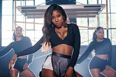 """As promised, following Friday's release of her sultry new song """"My Love For You,"""" R&B vixenSevyn Streeterdebuts the steamy, dance-heavy music video. Captivating the camera with some sexy danc…"""