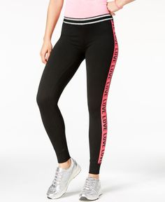 Material Girl Active Juniors' Graphic Leggings