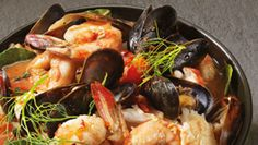 Use the ocean's bounty to deliver a protein-packed feast