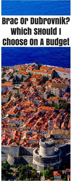 Brac Croatia Or Dubrovnik - Which Should I Choose | Brac | Dubrovnik | Croatia | Eastern Europe Travel | Eastern Europe Food | Eastern Europe Women | Eastern Europe Itinerary | Europe Travel | Europe Fashion | Travel | A Road to Travel.com