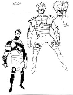 Post with 41 votes and 16499 views. Shared by NEW GODS - Mike Mignola concept art Comic Book Artists, Comic Artist, Comic Books Art, Character Concept, Character Art, Concept Art, Thundercats, Mike Mignola Art, Fourth World