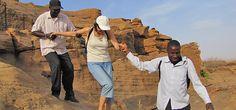 Il y a aussi le témoignage de Seydou qui habite au Mali et qui évoque la maison comme le lieu du partage.