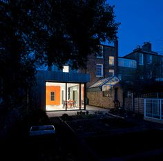 Buckingham Road, Moxon Architects