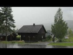 L'orage sonne pour le sommeil et la détente | Thunder & Rain Ambience | HD Nature Video - YouTube
