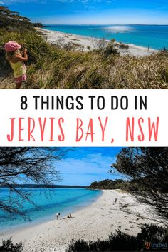 Jervis Bay is magical. Every now and then, you'll discover a region in Australia that hits the